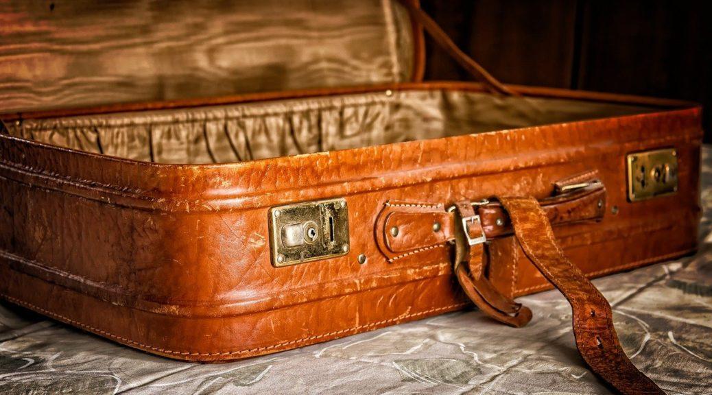 Koffer, Rucksäcke und Taschen